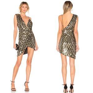 Michael Costello x REVOLVE Skye Mini Dress XXS